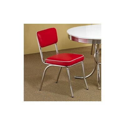Credit for Peyton Side Chair (Set of 2) Uphols...