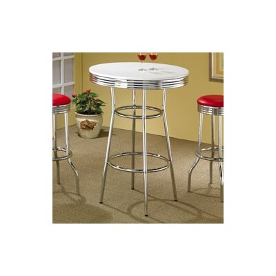 "Rent to own Red Cliff 29"" Bar Stool with R..."