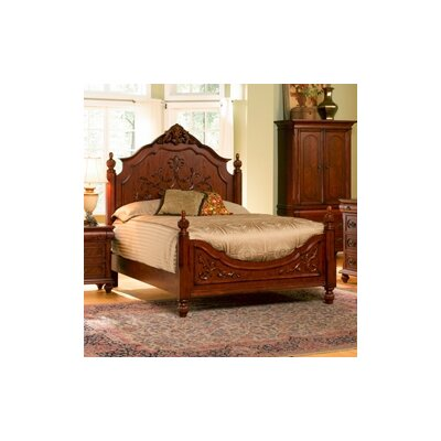 isabella panel bed size california king queen and