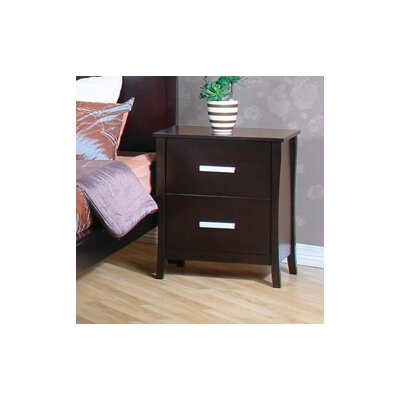 Furniture leasing Newport 2 Drawer Nightstand...