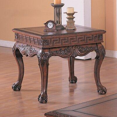 Cheap Wildon Home Arcata End Table in Brown (CST3024)