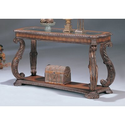 Cheap Wildon Home Azusa Sofa Table in Brown (CST3050)