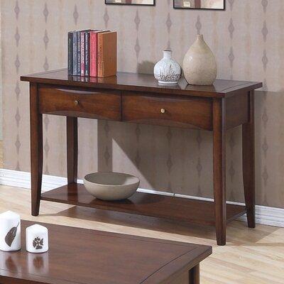 Cheap Wildon Home Calabasas Sofa Table in Walnut (CST3124)
