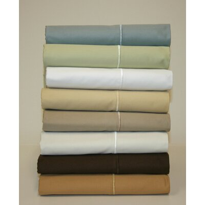Wildon Home 600 Thread Count Solid Sateen Sheet Set - Size: Queen, Color: Ivory at Sears.com