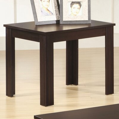 Winslow 3 Piece Coffee Table Set Color: Dark Walnut