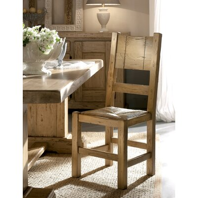 Higgins Solid Wood Dining Chair (Set of 2)