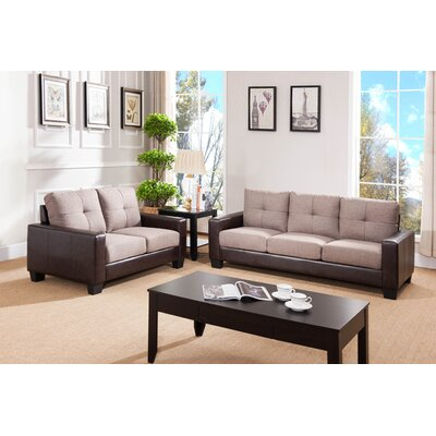 Manilla Configurable Living Room Set