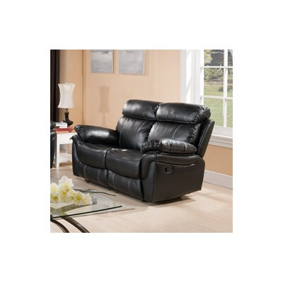 2100-LS CST27067 Wildon Home Motion Reclining Loveseat