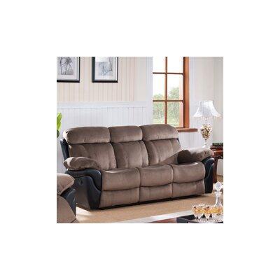 2200-SF CST27069 Wildon Home Reclining Sofa