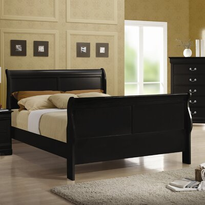 Northampton Sleigh Bed Size: Queen