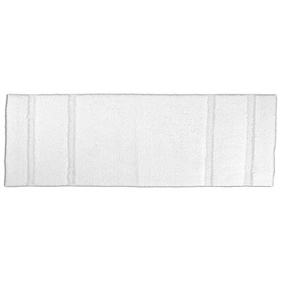 Schulze Bath Rug Size: Runner 22 x 60, Color: Whites