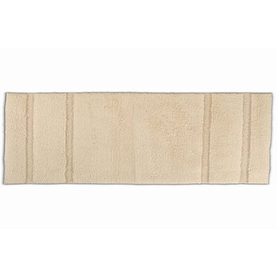 Brenndah  Bath Rug Size: Runner 22 x 60, Color: Natural