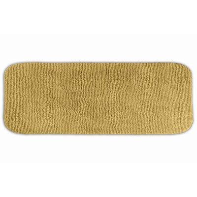 Brett  Bath Rug Size: Runner 22 x 60, Color: Linen