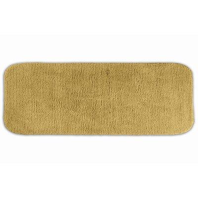 Brett  Bath Rug Size: 28 x 50, Color: Linen