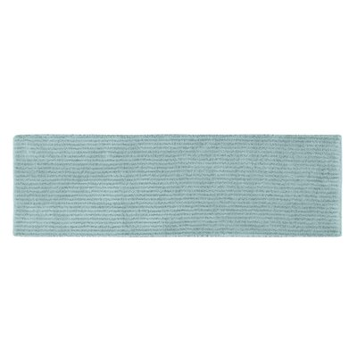 Lucille Bath Rug Color: Sea Foam, Size: 24 x 40