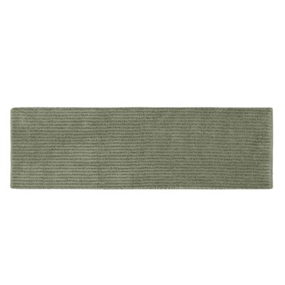Lucille Bath Rug Color: Deep Fern, Size: 30 x 50