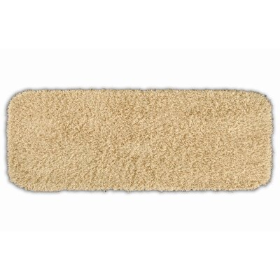 Breunna  Bath Rug Size: Runner 22 x 60, Color: Linen