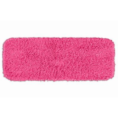 Schreiber Bath Rug Size: 24 x 40, Color: Pink