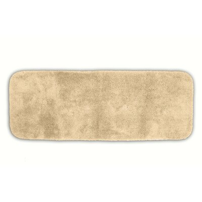 Breyana  Bath Rug Size: Runner 1 10 x 5, Color: Linen