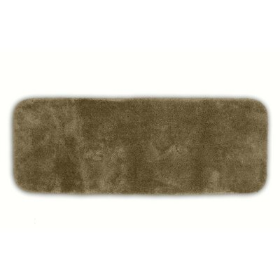 Kristian Bath Rug Size: Runner 1 10 x 5, Color: Taupe