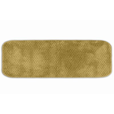 Schuykill Bath Rug Size: Runner 22 x 60, Color: Linen