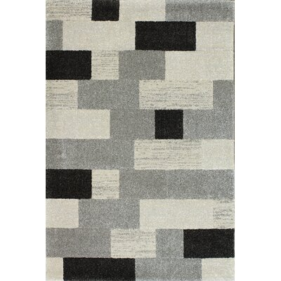 Chasty  Cream Area Rug Rug Size: Rectangle 710 x 910