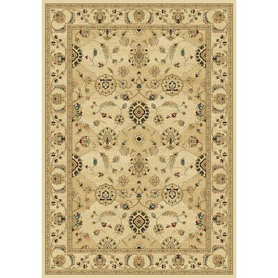 Deryca  Wheat Area Rug Rug Size: Rectangle 710 x 1010