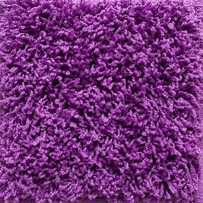 Damasia  Purple Area Rug Rug Size: Rectangle 5 x 7