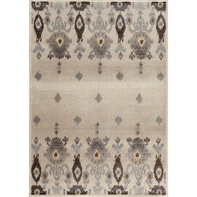Cyanne  Pearl Area Rug Rug Size: Rectangle 5 x 76