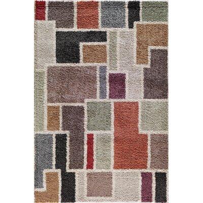 Blesila  Area Rug Rug Size: 710 x 910