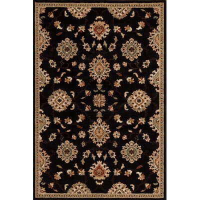 Cristle  Onyx Area Rug Rug Size: Rectangle 5 x 76
