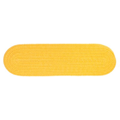 Deviann Yellow Indoor/Outdoor Stair Tread
