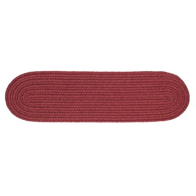 Darylene Red Wine Stair Tread