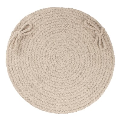 Sophisticated Chair Pad Color: Pumice