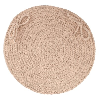 Sophisticated Chair Pad Color: Beige