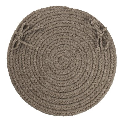 Sophisticated Chair Pad Color: Moonstone