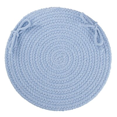 Sophisticated Chair Pad Color: Hydrangea