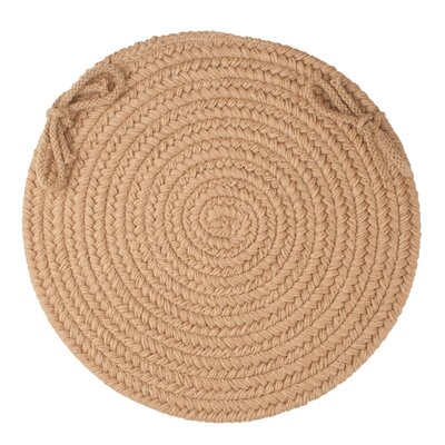Chanel  Chair Pad Color: Taupe