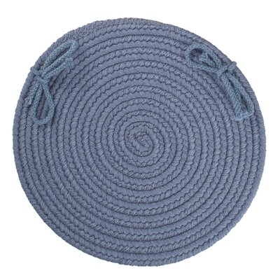 Chanel  Chair Pad Color: Sailor Blue