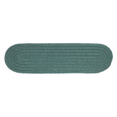 Delisha  Teal Stair Tread