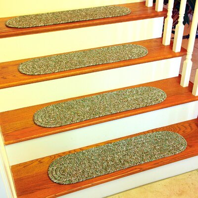 Bay Leaf Stair Tread
