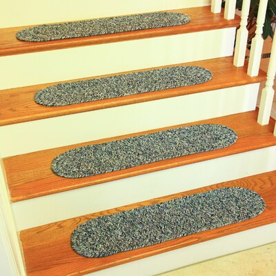 Cherokee Denim Indoor/Outdoor Stair Tread