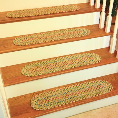 Dayl Sand/Natural Indoor/Outdoor Stair Tread