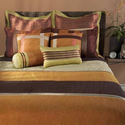 Dionna 9 Piece Duvet Set Size: King