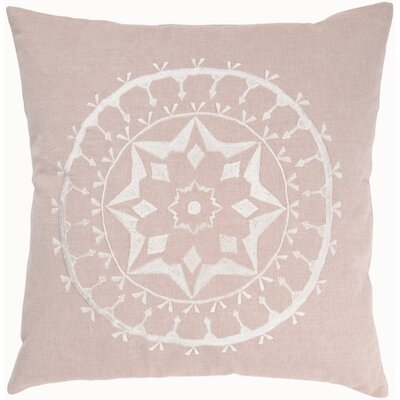Charlesena  Cotton Throw Pillow