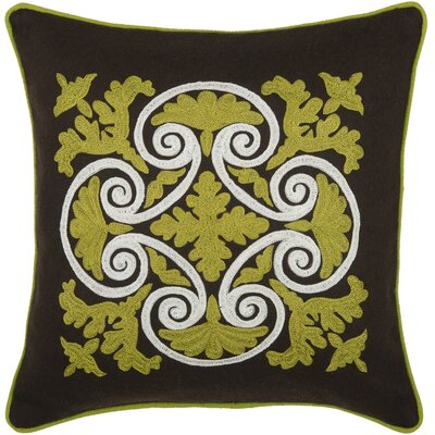 Delphineum  Throw Pillow