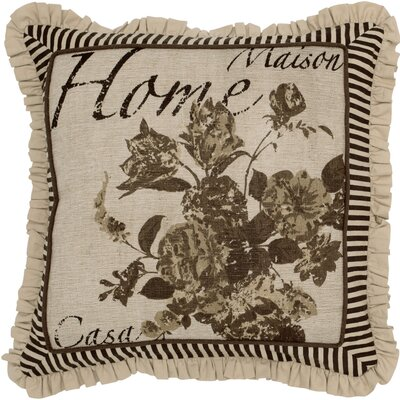 Denver  Vintage Throw Pillow