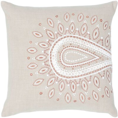 Charlette Cotton Throw Pillow