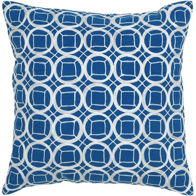 Demetria Cotton Throw Pillow