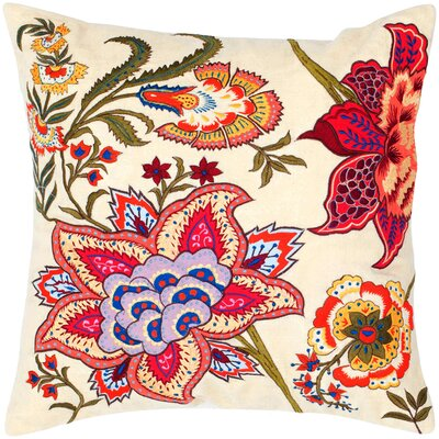 Charline  Cotton Throw Pillow